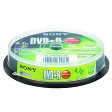 SONY 10DPR47 DVD+R Pack of 10